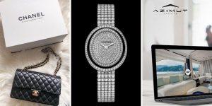 BOL News: Tin tức xa xỉ từ Cartier, Chanel, Azimut Yachts
