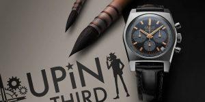 Đồng hồ Zenith A384 phiên bản Lupin Đệ Tam: Từ anime đến đời thực