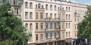 Chung cư Torstrasse: Đỉnh cao xa xỉ tại thành phố hàng đầu của Đức