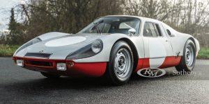 Thiết kế cuối cùng của Ferdinand Alexander Porsche: Porsche 904 GTS 1964 được bán đấu giá