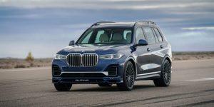 BMW Alpina XB7 báo hiệu kỷ nguyên mới cho hiệu suất xe hơi