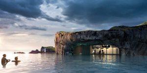 Iceland: Nghỉ dưỡng nơi đầm nước địa nhiệt để ngắm nhìn đại dương và Bắc Cực quang