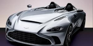 Hé lộ Aston Martin V12 Speedster đang chờ đón James Bond sau tay lái