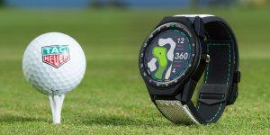 Lên tay phiên bản golf TAG Heuer Connected: Lựa chọn tuyệt vời cho người đam mê môn thể thao quý tộc