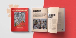 Thư tòa soạn: Chính thức ra mắt Art Republik Vietnam #1 – Một diễn ngôn mới