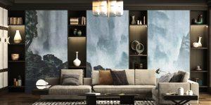 Nghệ thuật Bespoke Mosaic tinh vi trong thiết kế nội thất của Bodi Collections