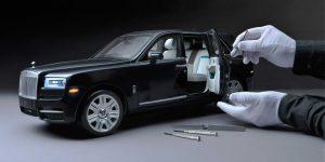 SUV Cullinan đồ chơi do Rolls-Royce thiết kế vừa được bán với giá 26.000 USD