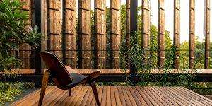 4 ngôi nhà với nội thất gỗ độc đáo và sang trọng hàng đầu tại Ấn Độ