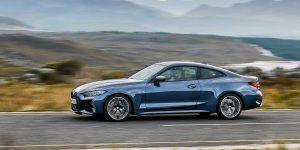 BMW ra mắt mẫu BMW 4-Series 2021: Thiết kế tản nhiệt khổng lồ gây tranh cãi