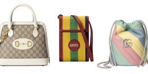 """Gucci tiết lộ những mẫu túi xách mới trong BST """"Hướng tới Mặt trời"""""""