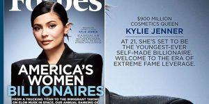 Kylie Jenner bị Forbes cáo buộc là giả mạo và tận dụng hình ảnh tỷ phú tự thân