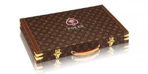 Giải trí kiểu thượng lưu: Bộ bài poker trị giá 24.000 USD của Louis Vuitton