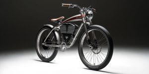 Xe đạp điện Vintage Electric: Sự song hành của cả quá khứ và hiện tại