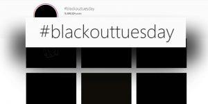 """#BlackOutTuesday: Những """"quảng trường đen"""" của cộng đồng nghệ thuật thế giới ủng hộ George Floyd"""