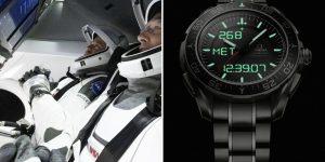 Omega X-33: Chiếc đồng hồ được phi hành gia chọn đeo trên phi thuyền SpaceX Falcon 9