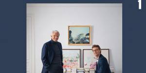 Cha con cựu Thủ tướng Pháp xuất hiện trên bìa Art Republik Vietnam #1