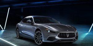 Maserati ra mắt chiếc xe hybrid sang trọng đầu tiên