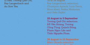 Sự kiện Online Festival of Video Art quy tụ 21 giám tuyển và nghệ sĩ Đông Nam Á