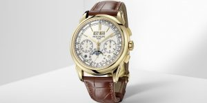 03 điều cần biết về tuyệt phẩm Patek Philippe Perpetual Calendar Chronograph Ref. 5270J-001