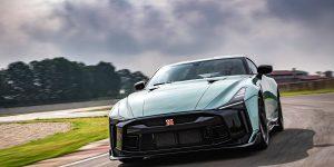 Phiên bản giới hạn 50 năm Nissan GT-R50 của Italdesign, giá bán 1,56 triệu USD