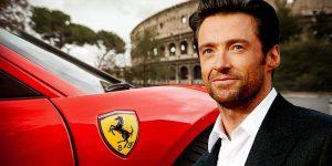 Hugh Jackman có thể sắm vai Enzo Ferrari trong phim về hãng siêu xe huyền thoại