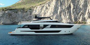 Ferretti tiết lộ thêm nhiều chi tiết về mẫu flagship Ferretti 1000