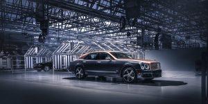 Bentley bản 6.75 chào tạm biệt Mulsanne và động cơ V8 60 tuổi