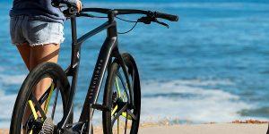 Xe đạp điện in 3D đầu tiên trên thế giới với thiết kế riêng cho cơ thể bạn