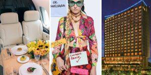 BOL News: Tin tức xa xỉ từ Gucci, Bombardier và Okura Nikko Hotels