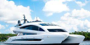 Royal Falcon Fleet trình làng siêu du thuyềnRoyal Falcon One