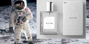 Eau de Space: Lọ nước hoa mang mùi hương vũ trụ