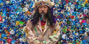 Bất chấp thiệt hại, Takashi Murakami vẫn nỗ lực hoàn thành phim khoa học viễn tưởng