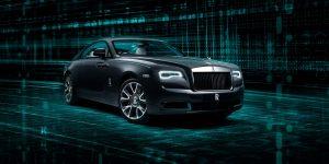 Wraith, phiên bản đặc biệt mới của Rolls-Royce và trò chơi mật mã