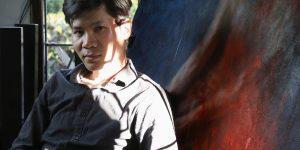 Art Republik Next Gen 2020: Trương Thế Linh: Chơi vơi, nội tâm và ám ảnh