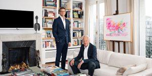 Trò chuyện Art Republik: Cuộc trò chuyện độc quyền cùng cha con cựu thủ tướng Pháp Villepin giữa Hong Kong