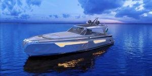Franchini ra mắt du thuyền MIA 6.3 đầu tiên dài 19,2 mét