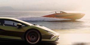 Gặp gỡ ca nô triệu đô của Lamborghini