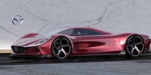Mazda công bố tạo hình siêu xe mới chinh phục vòng đua Le Mans