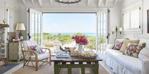 """""""Coastal style"""": Gợi ý thiết kế nội thất nhà ở ven biển sang trọng và thư giãn"""