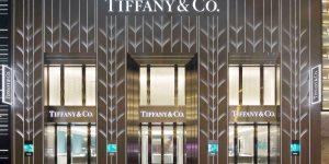 Doanh số bán hàng Tiffany & Co tăng 90% ở Trung Quốc