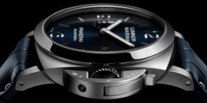 Panerai bước đến tương lai với mẫu đồng hồ Luminor Marina mới