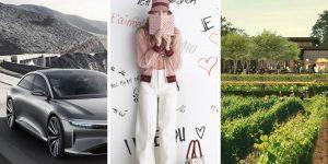 BOL News: Tin tức xa xỉ từ Dior, xe điện Lucid và Tập đoàn Montage