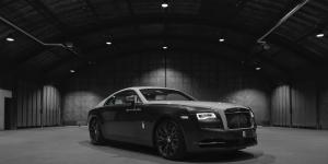 Cận cảnh tuyệt tác Rolls-Royce Wraith Eagle VIII