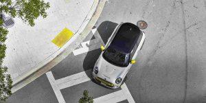 Xe điện Mini Electric: Mang nỗi nhớ quá khứ và di sản đến tương lai