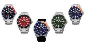 Orient ra mắt BST đồng hồ lặn: Vừa túi tiền cho người yêu đồng hồ thể thao