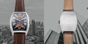 Franck Muller Cintrée Curvex Master Banker Asia Exclusive: Đồng hồ lấy cảm hứng từ giới tài chính
