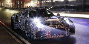 Maserati trở lại đường đua với siêu xe MC20 mới, được chế tác tại nhà máy Viale Ciro Menotti