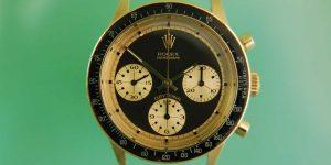 """Rolex Daytona """"John Player"""" Special: Chiếc đồng hồ giá trị nhất tại phiên đấu giá trực tuyến Sotheby's"""