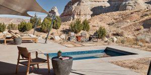 Palatial Amangiri Utah Resort: Khu nghỉ mát của những nàng thơ
