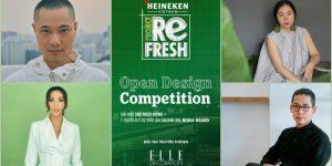 Heineken® công bố cuộc thi thiết kế không gian quán bar độc quyền